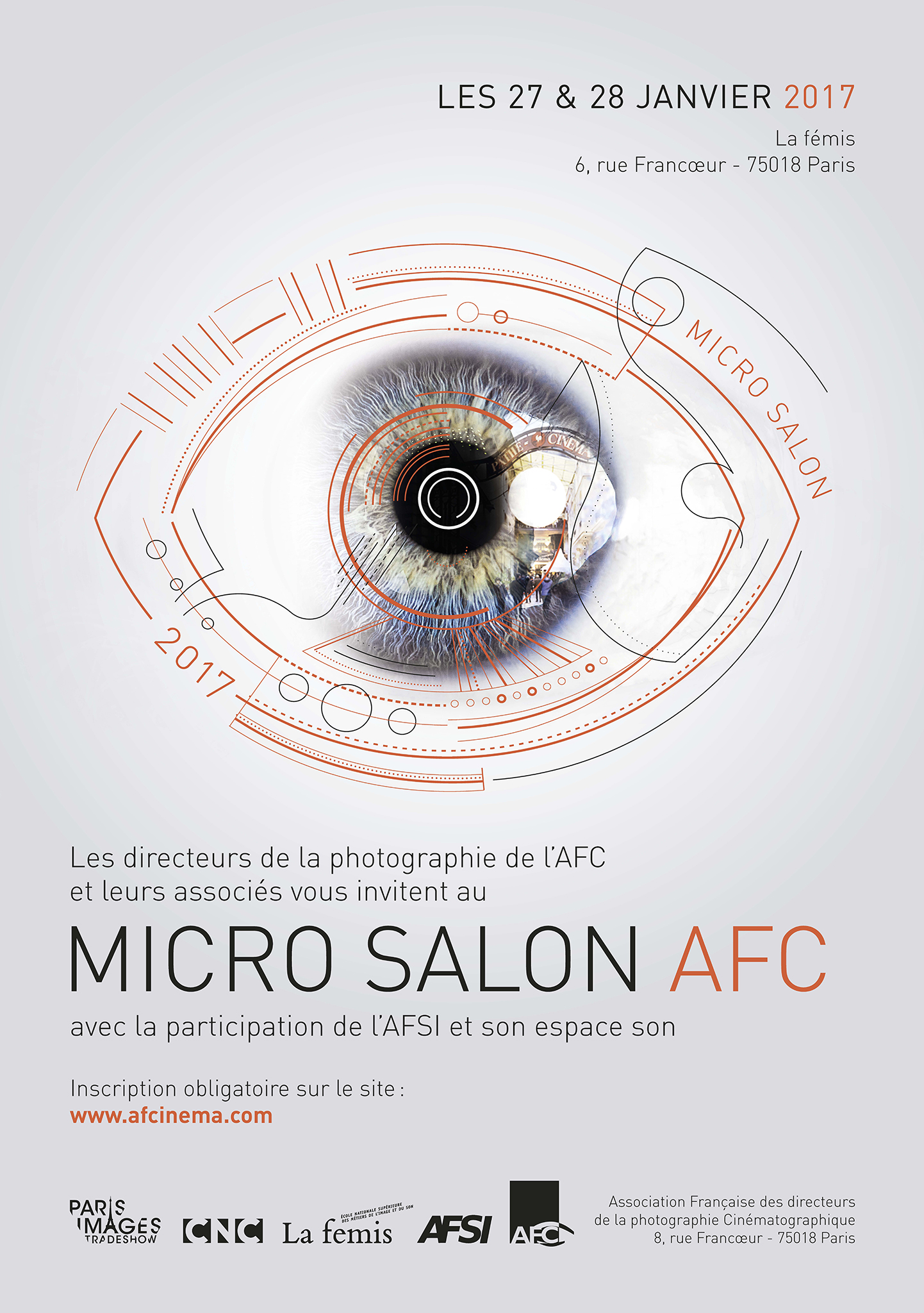 bebob at the Micro Salon AFC Show in Paris
