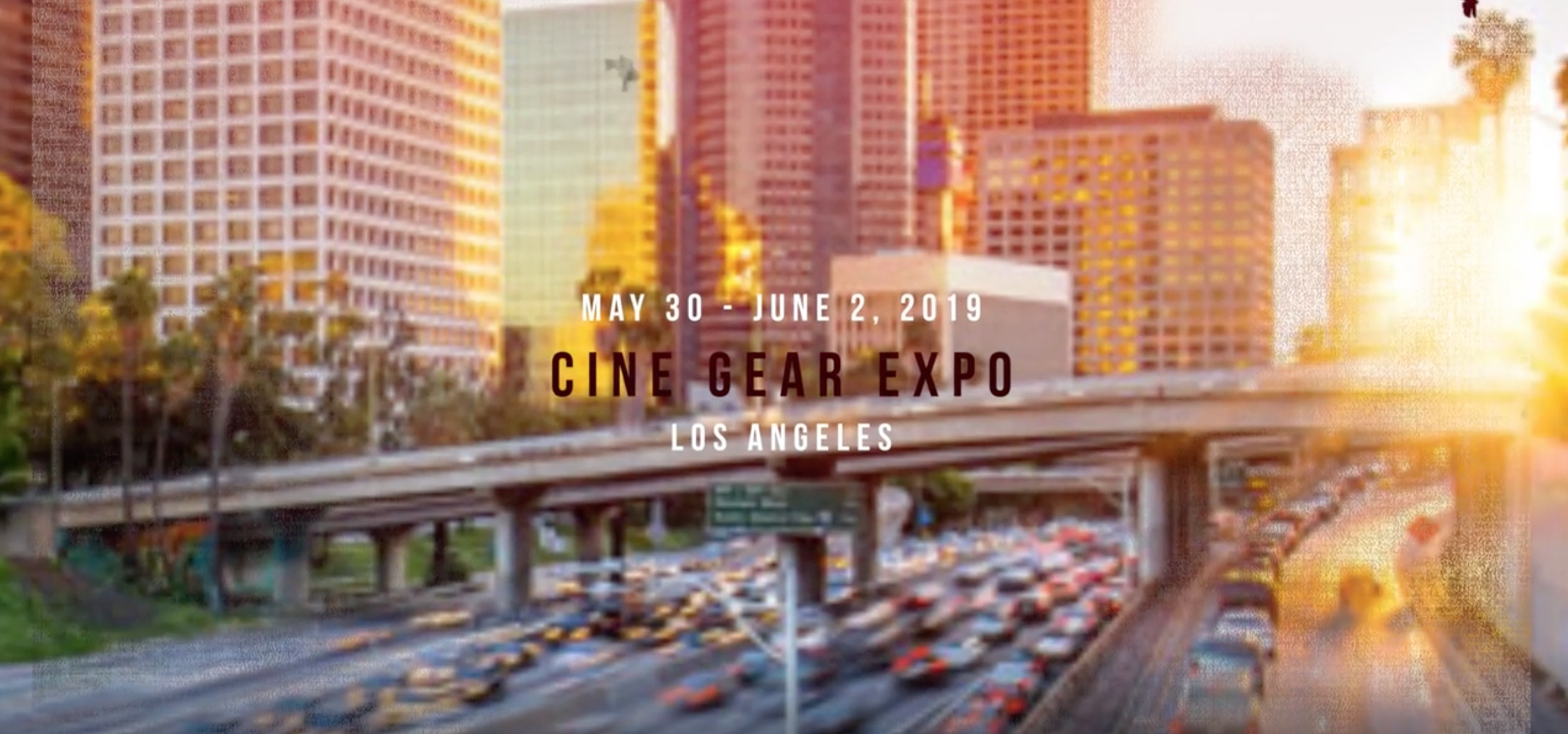 bebob at Cine Gear Expo Show in Los Angeles