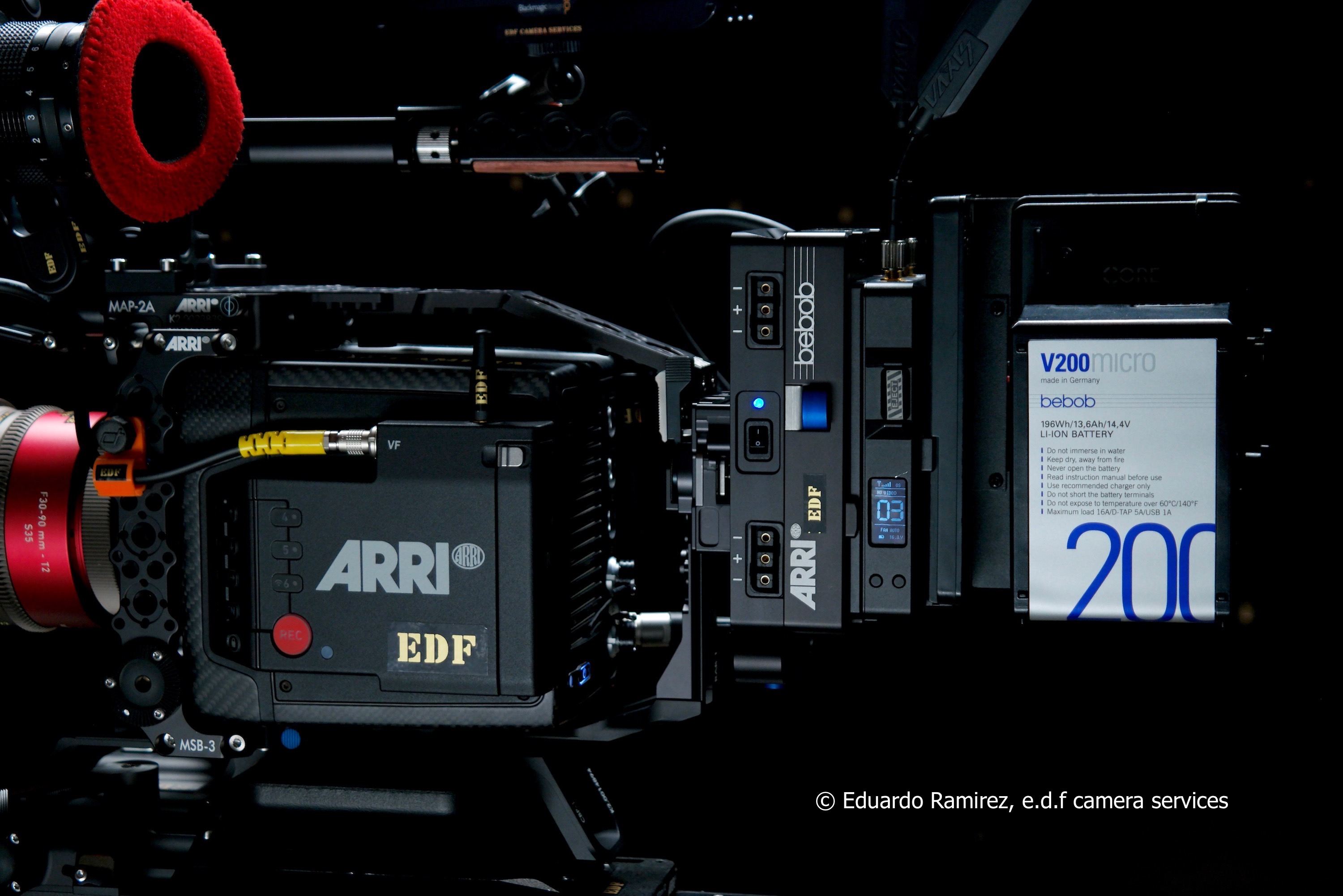 ARRI offers the full range of bebob products in Japan and Korea
